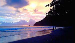 Playita sunset
