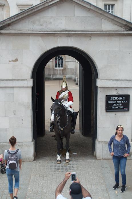 royal-horse-guards-london-megabus-tour