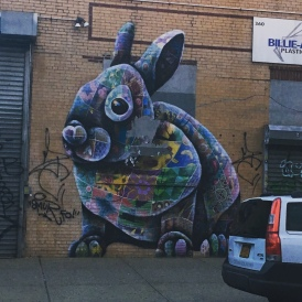 Brooklyn-bunny-street-art
